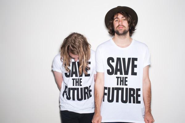 Vaccines - Save the Future - Katharine Hamnett